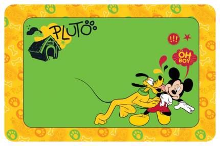 Коврик под миску для животных Triol Pluto & Mickey WD3034