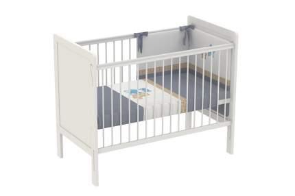 Кровать Polini Simple 220, белый