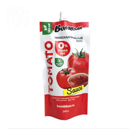 Соус Bombbar 240гр (10), Сладкий томат