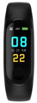 Смарт браслет Carcam Smart Band M3 - Black