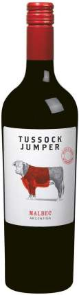 Вино Tussock Jumper Malbec