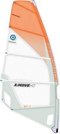 Парус для виндсерфинга NeilPryde 2019 X-MOVE HD X-SERIES 5.7 C4