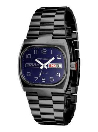 Наручные механические часы Слава Телевизор 7624023/100-2427