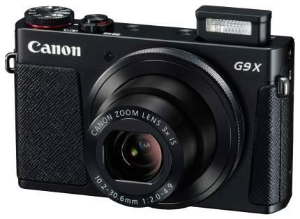 Фотоаппарат компактный премиум Canon PowerShot G9 X Black