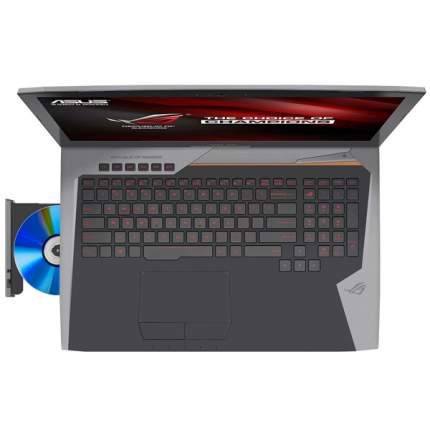 Ноутбук игровой ASUS G752VS-GB081T