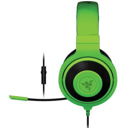 Игровые наушники Razer Kraken Pro 2015 Green (RZ04-01380200-R3M1)