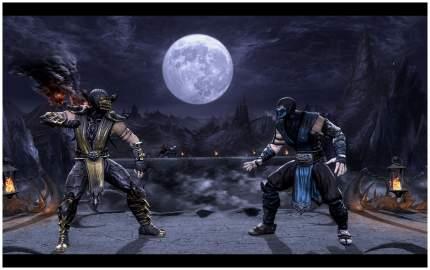 Игра Mortal Kombat. Komplete Edition для PC