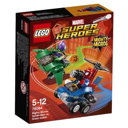 Конструктор LEGO Super Heroes Человек‑паук против Зелёного Гоблина (76064)