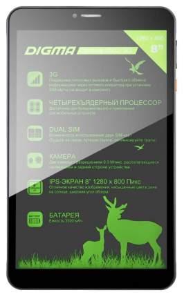 Планшет Digma Optima 8002 3G Black (MT8321)