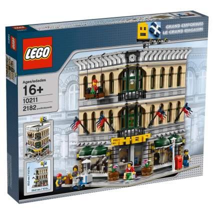 Конструктор LEGO Creator Expert Большой торговый центр (10211)
