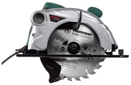 Сетевая циркулярная пила Hammer CRP1800D 324903