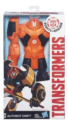 Игрушка Transformers Роботы под прикрытием: Титаны B0760 B4678