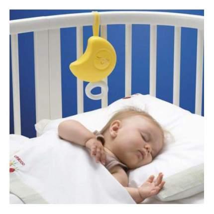 Подвесная игрушка Chicco для кроватки музыкальная Луна 5836