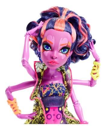 Кукла Monster High Кала Мерри из серии Большой Кошмарный Риф DHB50 DHB49