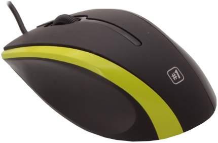 Проводная мышка Defender MM-340 Green/Black