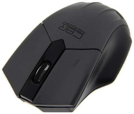 Мышь беспроводная CBR CM 677 Grey USB