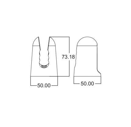 Душевые держатели IDDIS 010CP00I53