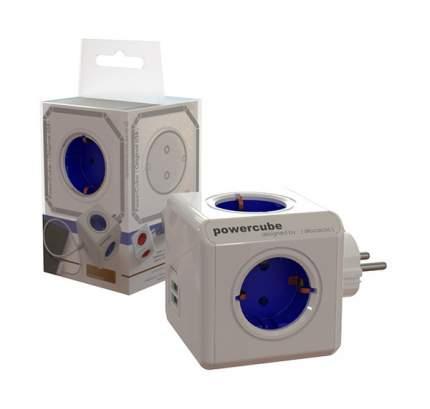 Сетевое зарядное устройство Allocacoc PowerCube 2 USB 4,2A White
