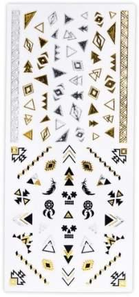 Набор стикеров для ногтей KISS Nail Art, DNA03