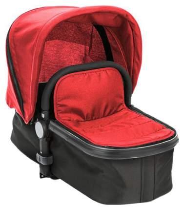 Коляска 2 в 1 Babyroues Letour Ii red, black frame