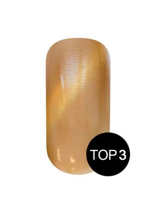 Закрепитель лака для ногтей TNL Professional Закрепитель Magnet Effect 3 Золото 10 мл