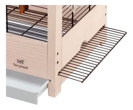Деревянная подставка Ferplast Stand под клетку Giulietta, 69х34,5х70 см