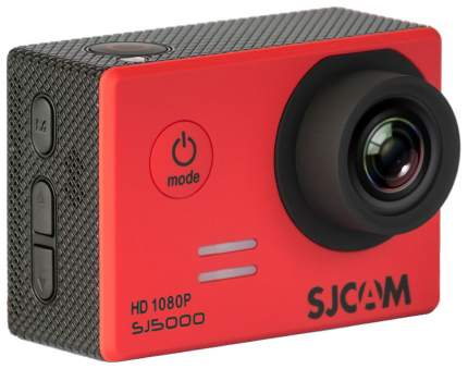 Экшн камера SJCAM SJ5000 Red