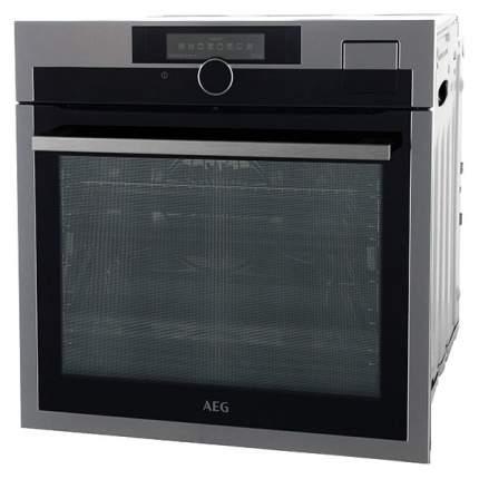 Встраиваемый электрический духовой шкаф AEG BSM892330M Silver
