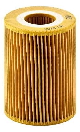 Фильтрующий элемент масляного фильтра MANN-FILTER HU820/1Y