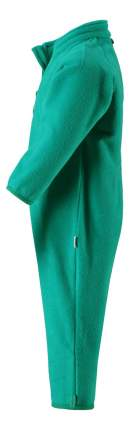 Комбинезон детский Reima Fleece overall Ester 74-98 зеленый флисовый р.74