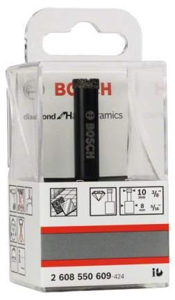 Алмазное сверло Bosch 10мм 2608550609