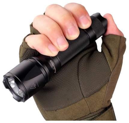 Туристический фонарь Fenix TK09 черный, 3 режима