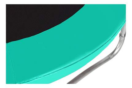Батут Hasttings Classic Green с сеткой зеленый 244 см