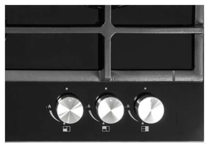 Встраиваемая варочная панель газовая LEX GVG 431 BL Black
