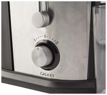 Соковыжималка центробежная Galaxy GL 0801 silver/black
