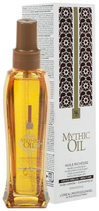 Масло для волос L'Oreal Professionnel Mythic Oil Huile Nutritive 100 мл