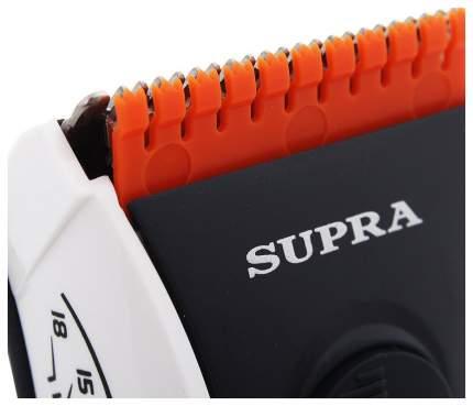 Машинка для стрижки волос Supra HCS-205 Белый, черный