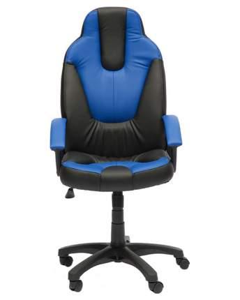 Игровое кресло TetChair Neo 2, синий/черный