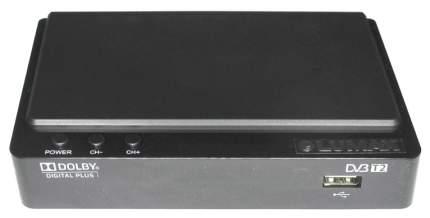 DVB-T2 приставка Lumax DV2105HD black