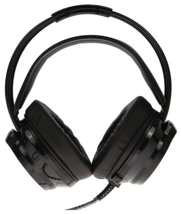 Игровые наушники Ritmix RH-567M Gaming Black