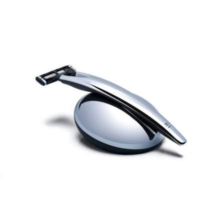 Подарочный набор Bolin Webb R1 бритва R1 хром + подставка R1 хром
