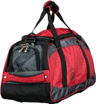 Дорожная сумка Wenger 52744165 черная/красная 26 x 53 x 25