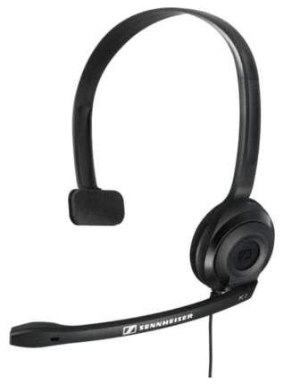 Гарнитура для компьютера Sennheiser PC 2 Chat Black