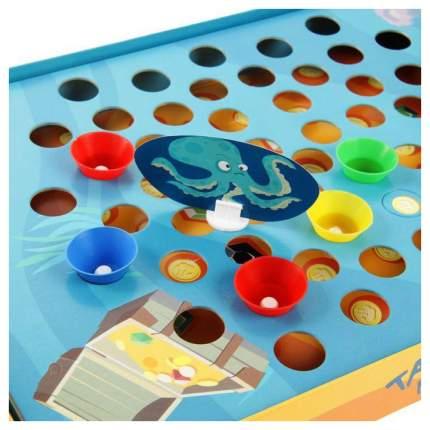 Семейная настольная игра Step Puzzle Тайны моря