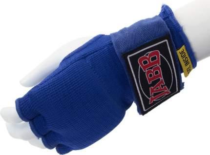 Накладки под перчатки с гелем Jabb JE-3013 M синие
