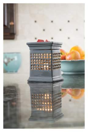 Аромасветильник настольный Candle Warmers Куб  керамика Square Illum - Quadra