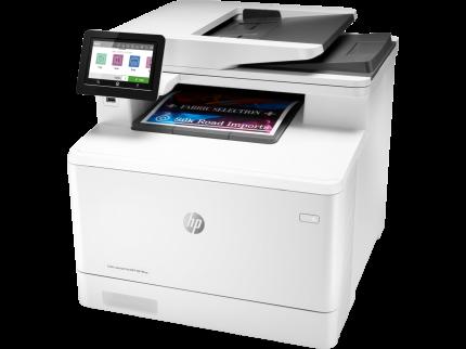 МФУ HP Color LaserJet Pro M479fnw