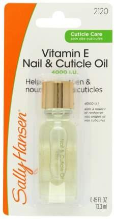 Масло для ногтей Sally Hansen Vitamin E Nail & Cuticle Oil 13,3 мл