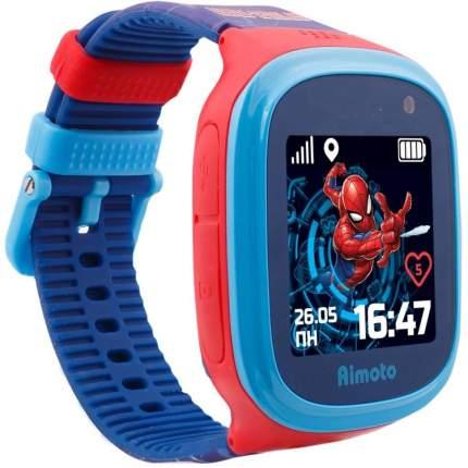 Детские смарт-часы Кнопка Жизни GPS Marvel Spider-Man Blue/Blue