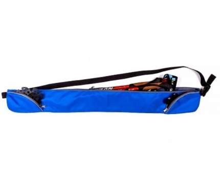 Чехол для телескопических палок для скандинавской ходьбы Cross синий